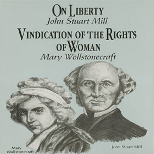 On Liberty & Vindication of the Rights of Women audiobook cover art