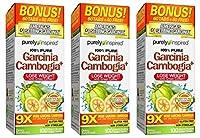 Purely Inspired 100% ガルシニアカンボジア(HCA)(100錠✕3個セット品)[並行輸入品] cdr