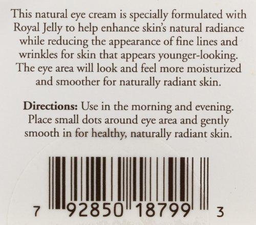 Burt's Bees Radiance Eye Cream, 0.5 Ounces