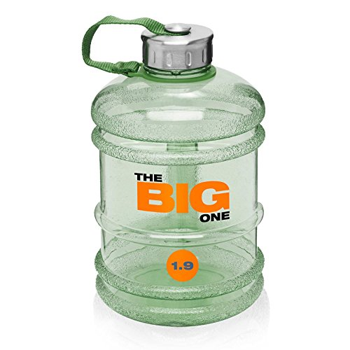 DoYourFitness Botella Deportiva de 1,9 litros »TheBigOne« de ...