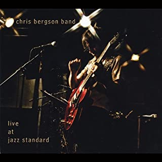 Best chris bergson band live at jazz standard Reviews