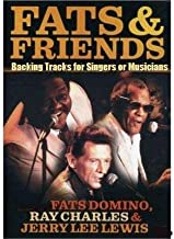 Backing Tracks for Singers or Musicians (Fats Domino, Ray Charles & Jerry Lee Lewis)