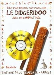 Partition : Tout pour debuter le didgeridoo + CD