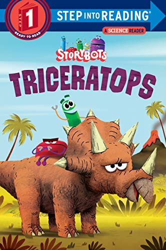 Compare Textbook Prices for Triceratops StoryBots Step into Reading Illustrated Edition ISBN 9780525646136 by Storybots