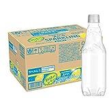 炭酸水 サントリー 天然水スパークリング レモン ラベルレス 500ml ×24本