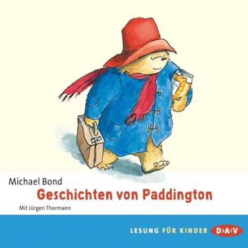 Geschichten von Paddington Titelbild
