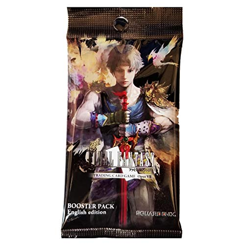 Square Enix Final Fantasy Opus VII Booster Pack Trading Card Game