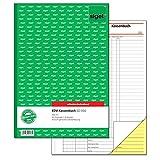 SIGEL SD056 Kassenbuch EDV A4