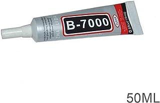 Henreal Pegamento Industrial del Pegamento 1/4 / 10pcs B-7000 para la joyería de Parachoques del Marco del teléfono