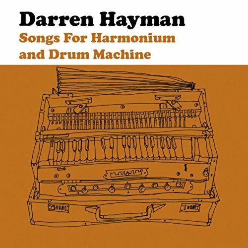 Songs for Harmonium and Drum Machine EP