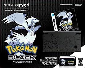 Pokemon Black Version Bundle - Nintendo DSi