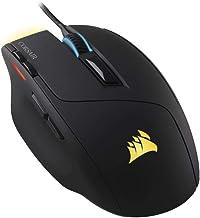 Corsair Gaming CH-9302111-EU 多色背光性能 16000 DPI 光学游戏鼠标CH-9303011-EU SABRE RGB - FPS CG Gen 3