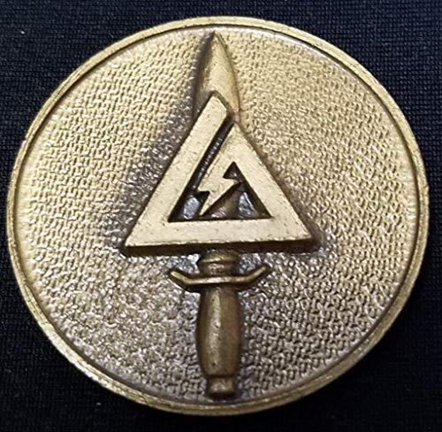 Rare JSOC Delta Force Cag Tier 1 SMU V 5 Challenge Coin
