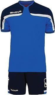 Givova kit amerique Unisex - Volwassen Voetbalset.