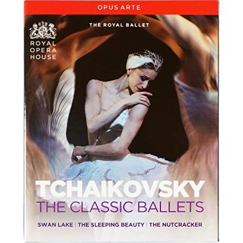 Tschaikowsky: The Classic Ballets Box [Blu-ray]
