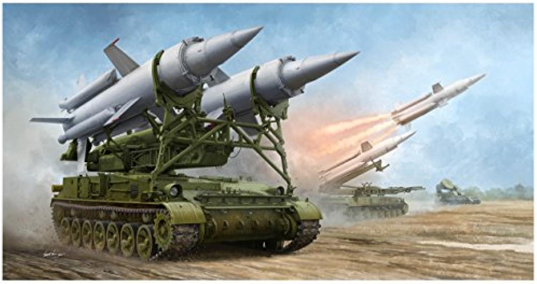 Trumpeter 009523 1 35 2K11A TEL mit 9M8M RaketeKRUG a, SA4 GANEF