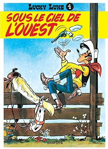 Lucky Luke, tome 4 : Sous le ciel de l'Ouest