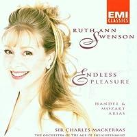 Ruth Ann Swenson: Endless Pleasure: Handel & Mozart Arias by Ruth Ann Swenson