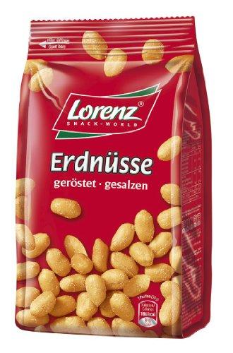Lorenz Snack World Erdnüsse geröstet, gesalzen 200 g