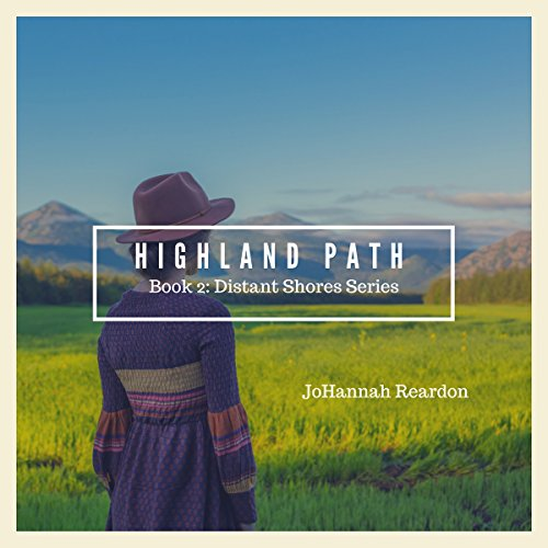 Highland Path audiobook cover art