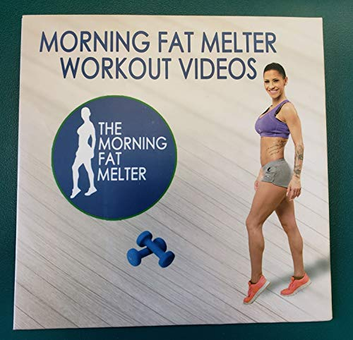 MFM Anti Cellulite Workout Videos - 11 Exercise Videos on DVD - Burn Fat & Banish Cellulite In Just 18 Minutes A Day