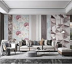ورق جدران بتصميم بتصاميم متعددة من طيف الجدران للغرف والمكاتب بتصميم عصري وانيق, ورق جدران رخامي, ورق جدران 3d ورق حائط ثل...