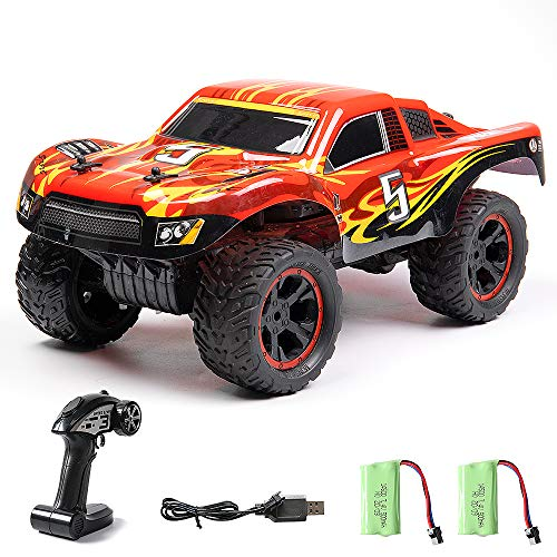 RC Cars Remote Control Car, 1:12 Scale Monster Hohhy RC...