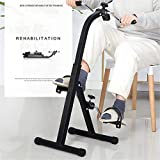<span class='highlight'><span class='highlight'>JHKGY</span></span> Deluxe Home Exercise Bike - Exercise Upper Body, Lower Body & Cardio Simultaneously - Reinforced Frame - Nonslip Base-Built-In LCD Monitor