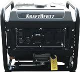 Groupe électrogène Inverter de KRAFTHERTZ, 3000-5500 Watt, 1 Phase, connexions USB,...