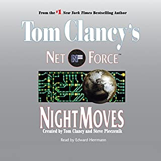 Tom Clancy's Net Force #3: Night Moves cover art