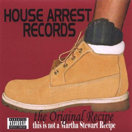 House Arrest Records