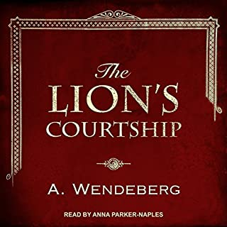 The Lion's Courtship audiobook cover art