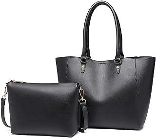 مس لولو حقيبة للنساء-اسود - حقائب كبيرة توتس