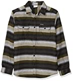 Columbia Men's Deschutes River Heavyweight Flannel, Insulated, Classic Fit