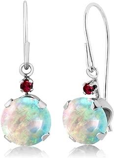Best cabochon ruby earrings Reviews