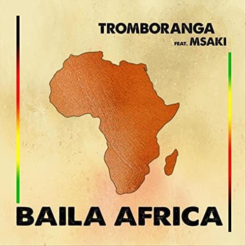 Tromboranga feat. Msaki