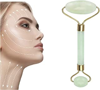Dolson Jade Roller Facial Massage Tool for Anti Wrinkles and Natural Therapy facial massage Jade Roller