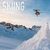 Skiing: 2021 Mini Wall Calendar