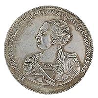 Hellery メモリーコイン 古代記念コイン ポーカーチップ ゲームコイン 面白い 記念コイン 仮想通貨 全2種 - #1