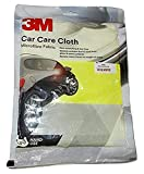 3M Microfiber Cloth for Car and Bike (Yellow, 3M-M4) - Pack of 4
