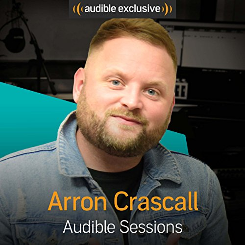 Arron Crascall audiobook cover art