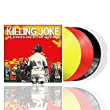 Killing Joke: Singles Collection 1979-2012 (Ltd. Coloured 4LP) [Vinyl LP] (Vinyl)