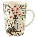 Iittala Taika Siimes Cup, Porcelain, Multicoloured