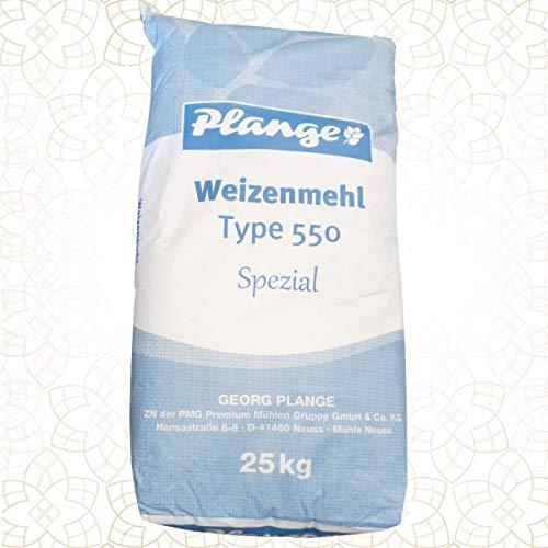 Weizenmehl Plange 550 Spezial - 25 Kg