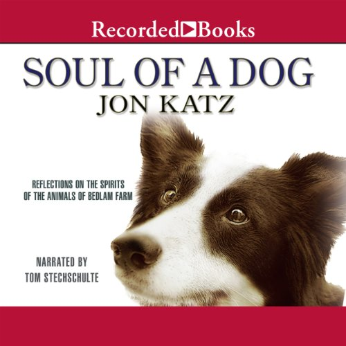 Soul of a Dog  audiobook cover art