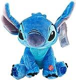 Disney Peluche Stitch de 28 cm con Sonido.