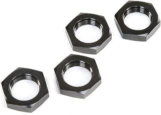 Losi Wheel Nuts, Black (4): 5ive-T 2.0, LOS252098