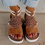 Immagine 1 tomwell sandali donna zeppa pantofole