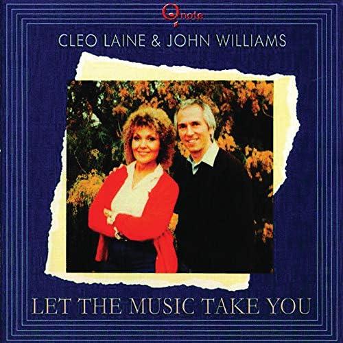 John Williams & Cleo Laine
