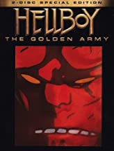 Hellboy - The Golden Army (SE) (2 Dvd) - IMPORT by ron perlman